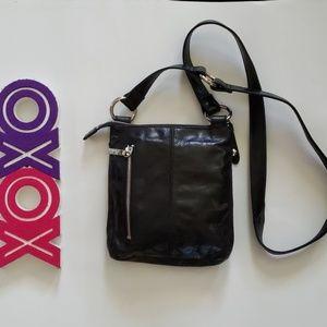 HOBO the original black crossbody bag